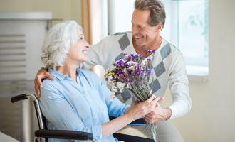 Supporting Mom as She Gets Her Smile Back - South Calgary Dentures and Implants Clinic - Dentures and Implants Calgary